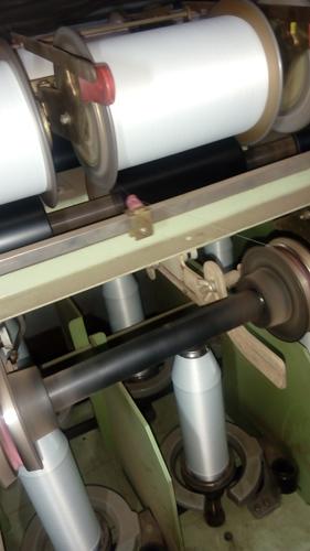 Máy se sợi polyester (ống có biên)